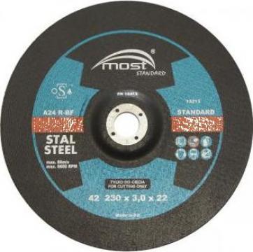 Disc abraziv 230x2x22,2