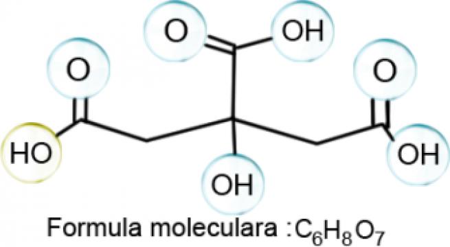 Acid citric monohidrat pa