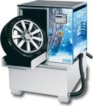 Masina pentru spalat roti Wulkan 360HP de la Fcc Turbo Srl