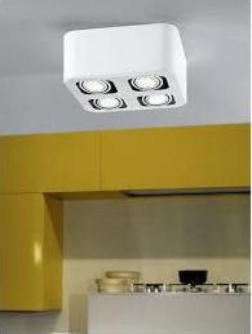 Plafoniera Toreno 93013 de la 1st Class Lighting Srl