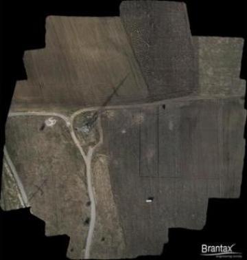 Fotografie aeriana - monitorizare in agricultura