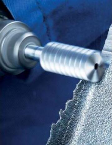 Freze biax carbura metalica pentru fonta PFERD de la Akkord Group Srl