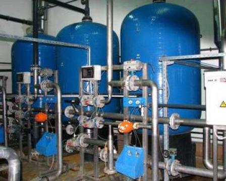 Sisteme tratare apa de la AquaSystems Group