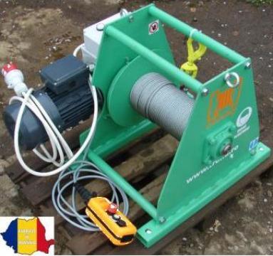 Troliu electric TE 600 de la SC Troliu Expert SRL