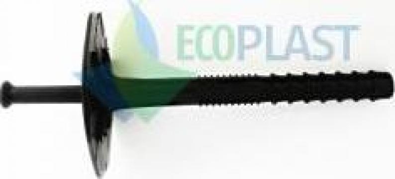Dibluri polistiren 110 mm de la Ecoplast Srl