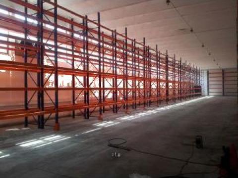 Rafturi metalice pentru paleti noi sau second hand de la Smart Deals Services
