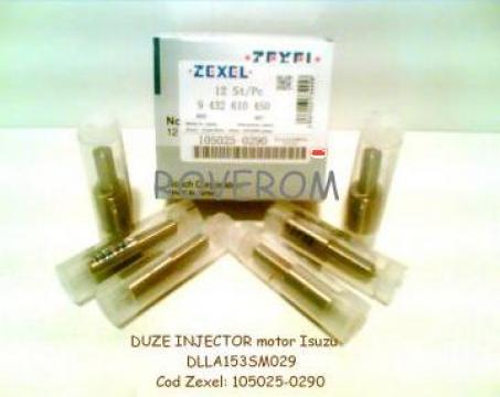 Duze injector Isuzu 6BG1T, Hitachi, JCB, Kobelco