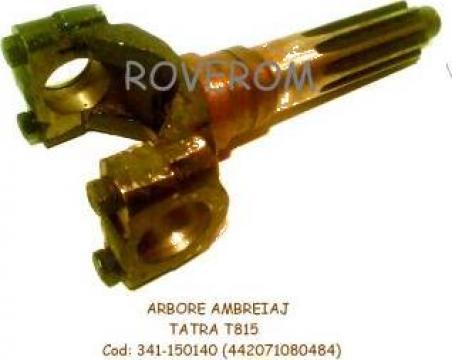 Arbore ambreiaj Tatra T815