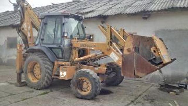 Piese dezmembrari buldoexcavator Case 580 SLE
