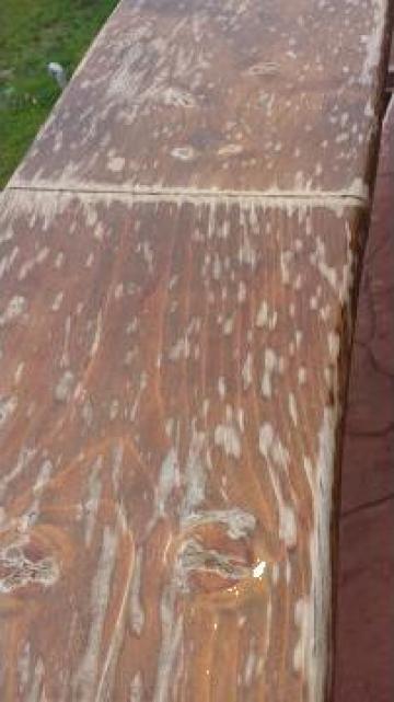 Balustrada lemn Zone-Inox de la