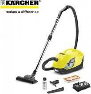 Aspirator cu filtrare prin apa Karcher DS 5.800