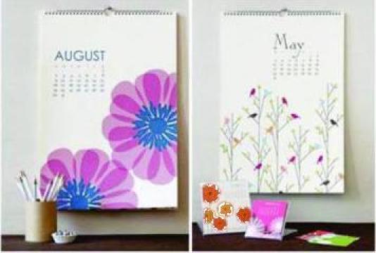Calendar foto personalizat