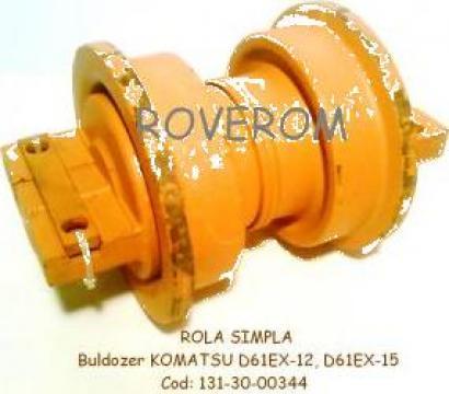 Rola simpla buldozer Komatsu D61EX-12, D61EX-15