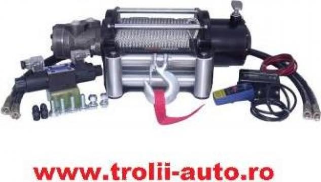 Troliu auto 12000 lbs hidraulic de la Trolii-auto.ro