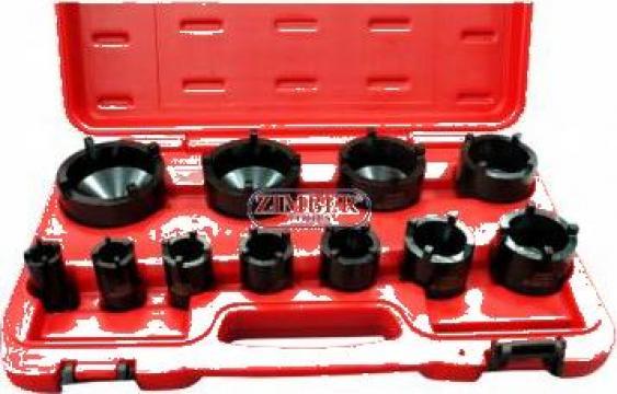 Truse de tubulare pentru automobile 11buc. 22-75mm de la Zimber Tools