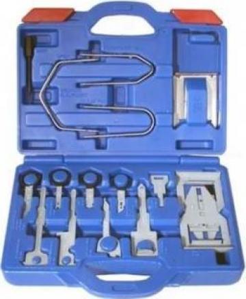 Trusa de scule pentru demontat aparate radio - 32 Piese de la Zimber Tools