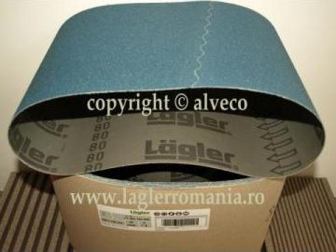 Banda abraziva 200x750 mm, G80 de la Alveco Montaj Srl