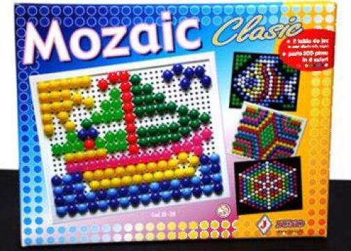 Joc de creatie Mozaic Expert - pioneze de la K Concept Store (asa-dar.ro)