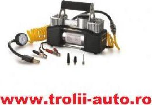 Compresor aer 85L/minut de la Trolii-auto.ro