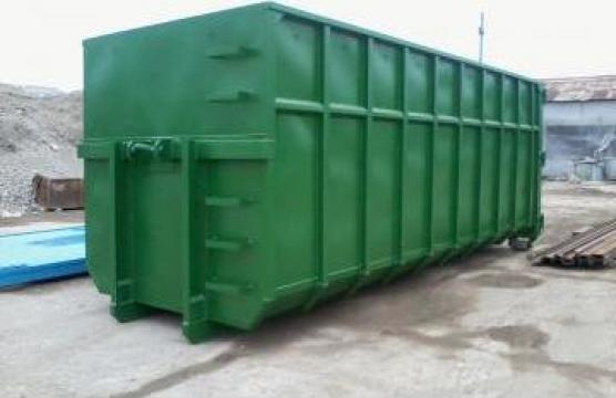 Container deschis deseuri usoare (roll-on/off) Abroll 32 mc de la Edmarom Prod 2007 Srl