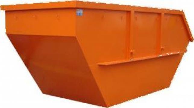 Container simetric/asimetric Skip 10mc de la Edmarom Prod 2007 Srl