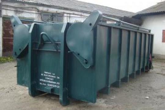 Container pentru deseuri animale de la Electromec Sa
