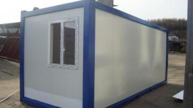 Container office de la Electromec Sa