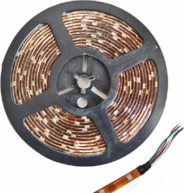 Banda LED 4W IP20 5m 60 LED/m de la Opto Led Mag