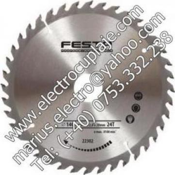 Panza circulara 190 x 20 mm 40Z de la Electrofrane