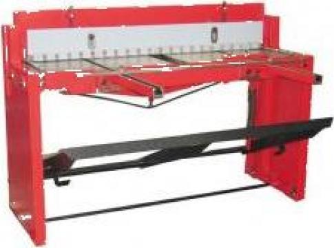 Ghilotina pentru tabla Holzmann TBS 1320 de la Seta Machinery Supplier Srl