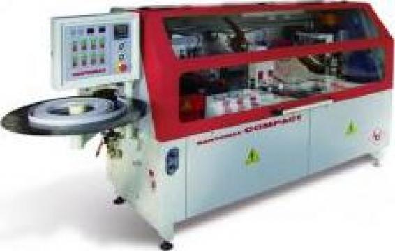 Masina aplicat folie cant automata Winter Kantomax Compact de la Seta Machinery Supplier Srl