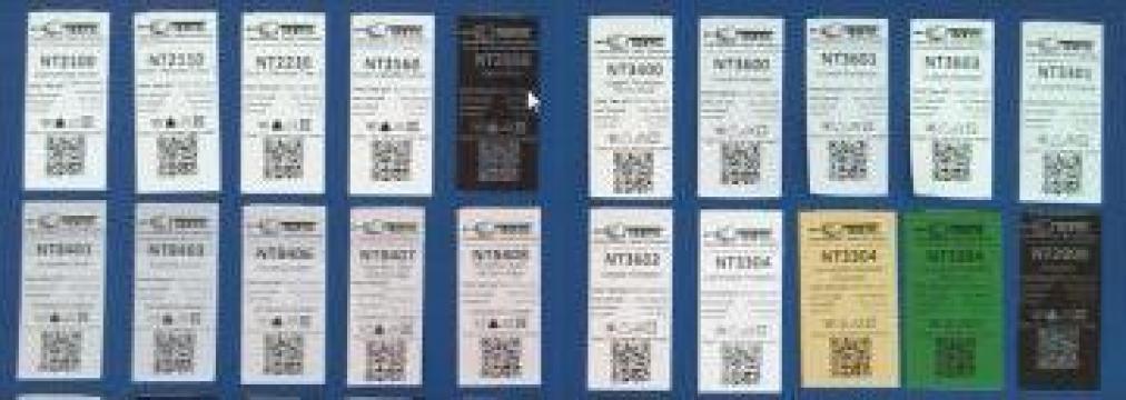 Etichete de compozitie textile