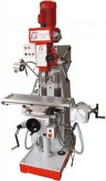 Freza prelucrat metale BF 500DDRO de la Infomark Srl.