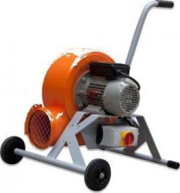 Echipament exhaustare fum Exhaust Fan Kemper de la Bendis Welding Equipment Srl