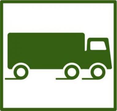 Transport rutier marfuri in grupaj din/ spre Danemarca