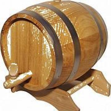 Butoaie lemn dud, stejar, salcam 5 l - 500 l de la