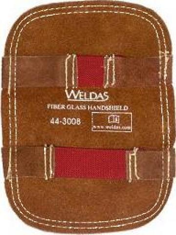 Protectie manusa din fibra de sticla 44-3008LB Weldas de la Bendis Welding Equipment Srl