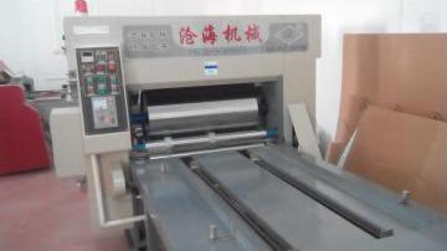 Masina tiparit flexo culoare semi-automata 1000X1400mm