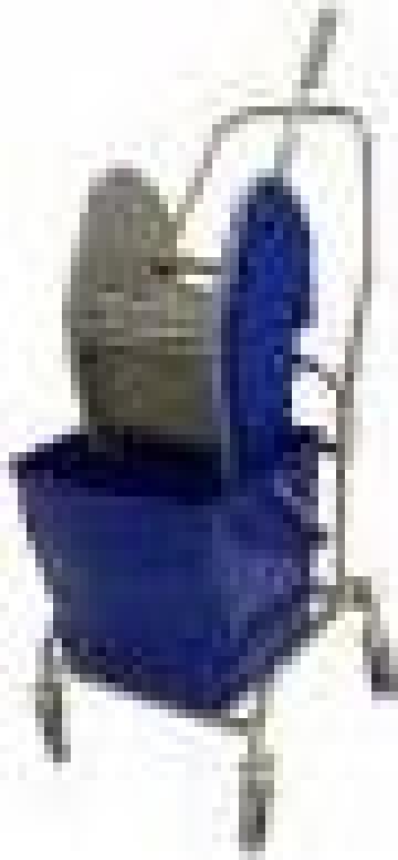 Carucior curatenie cu galeata si storcator B-044 de la Tehnic Clean System