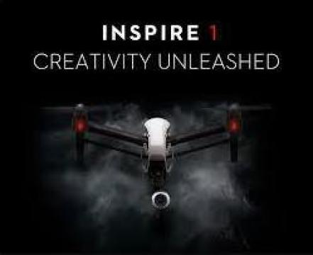 Zboruri cu drone de la Maxmedia Production Srl