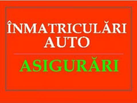 Inmatriculari auto Cluj de la Ati-Asig