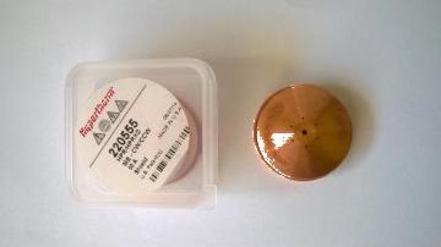 Consumabile taiere cu plasma Shield HPR130/HPR130XD de la Tecno Euromag Srl