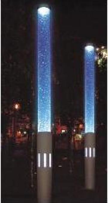 Stalp iluminat parcuri zone rezidentiale PLGSP14 de la Palagio System Group