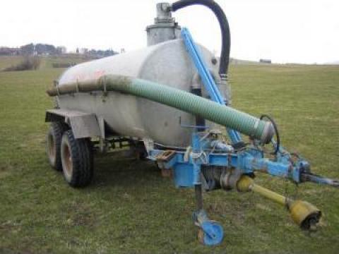 Vidanje 6000 litri,2 axe de la Galaxymar Consulting Srl.