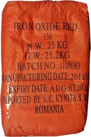 Colorant oxid rosu de fier H130