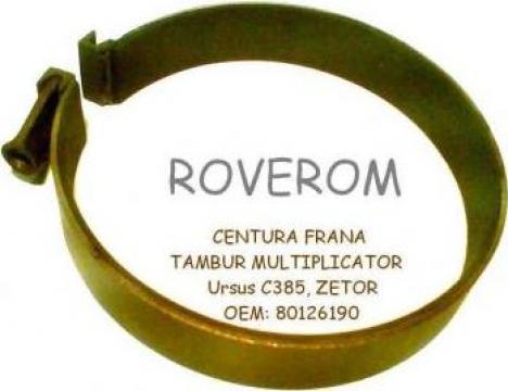 Centura frana tambur multiplicator Ursus C-385, Zetor