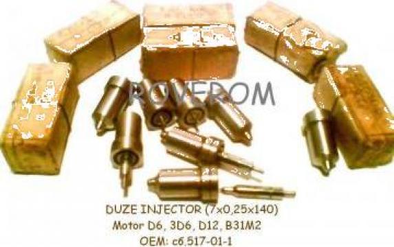 Duze injector motor D6, 3D6, D12, B31M2