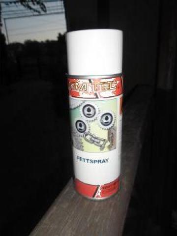 Spray vaselina aderenta de la Teom Tech Srl