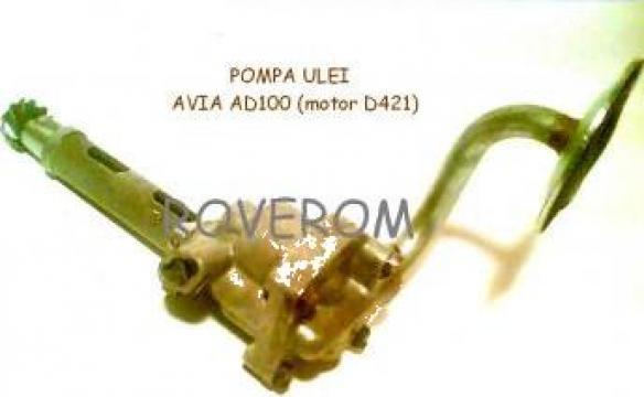 Pompa ulei Avia A75, A80, A100 (motor D421) de la Roverom Srl
