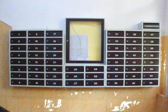 Cutii postale bloc si aviziere de la Sc Eurometal Art Srl